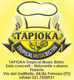 TAPIOKA Tropical Music Bistrò