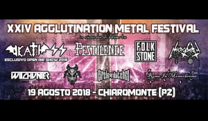 TUTTO PRONTO PER L'AGGLUTINATION 2018