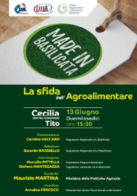 MADE IN BASILICATA-