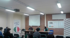 """Build up your future: storia, identità e territorio"". Incontro con Pino Aprile"