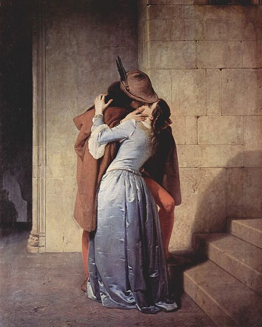 WORLD KISS DAY - GIORNATA MONDIALE DEL BACIO